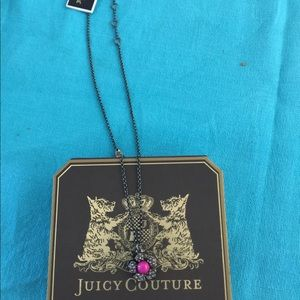 Juicy Couture Jewelry - New Authentic juicy couture necklace